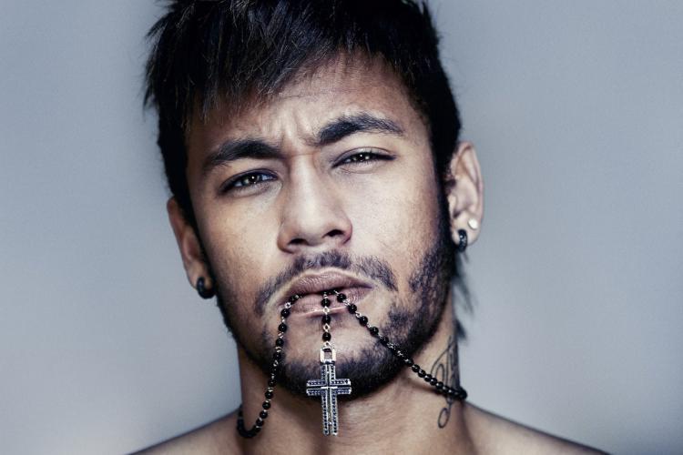 Neymar messi ka dego dnia mnie zadziwia fc barcelona for Neymar 2014 coupe de cheveux