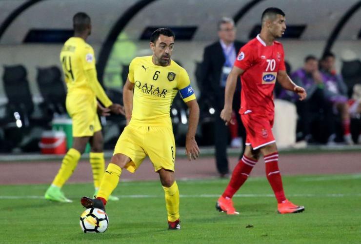 bcffdd633 Xavi: Dobra gra wymaga posiadania piłki   FC Barcelona Online: Newsy ...